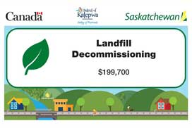 Landfill Infrastructure Project Completed