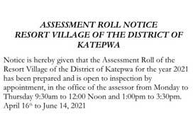 Assessment Roll 2021