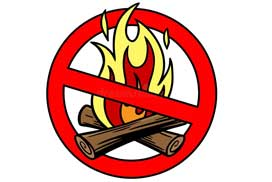 LEVEL 2 Fire Ban – May 18th 2021
